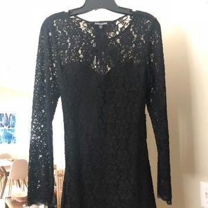 Express Lace LBD